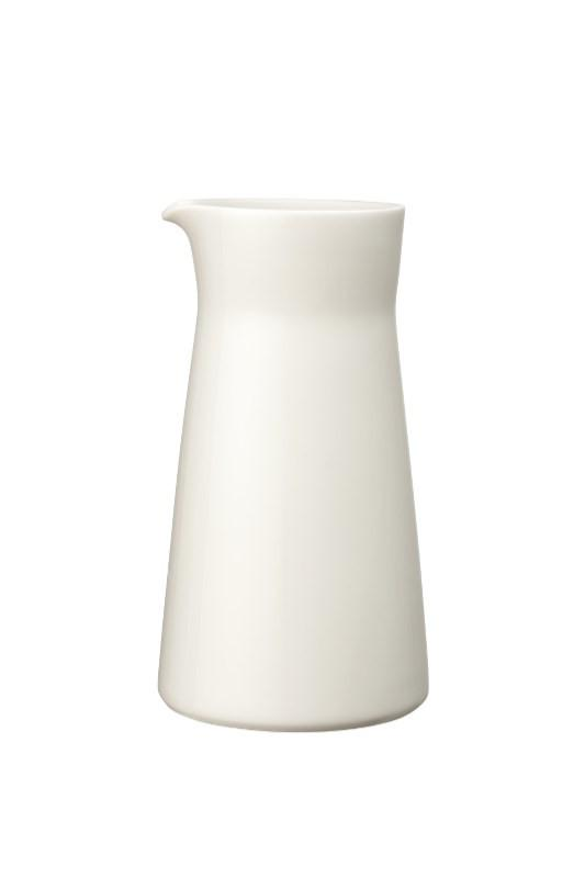 Iittala, Teema Milk Jar/Sauce Pitcher, White- Placewares