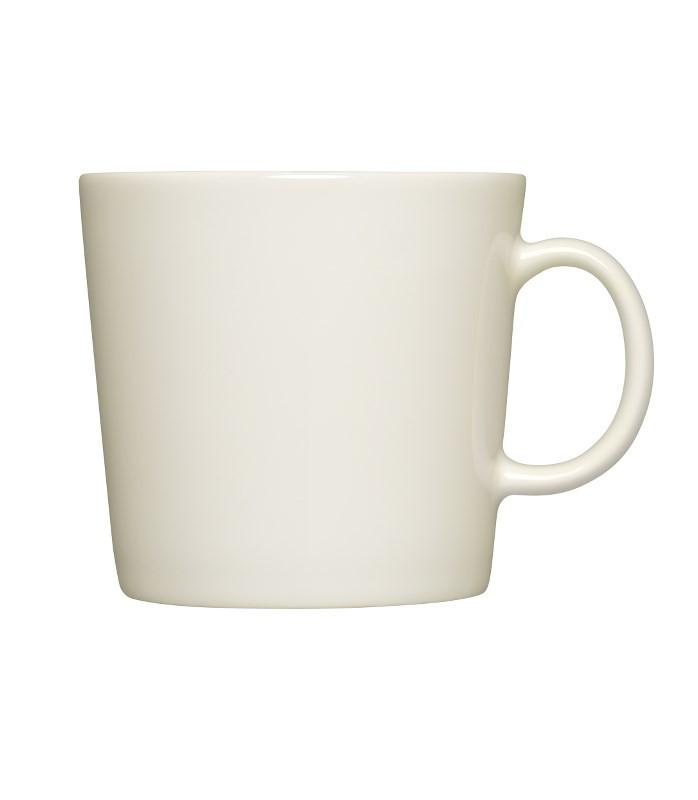 Iittala, Teema 10 oz Mug, assorted colors, White- Placewares