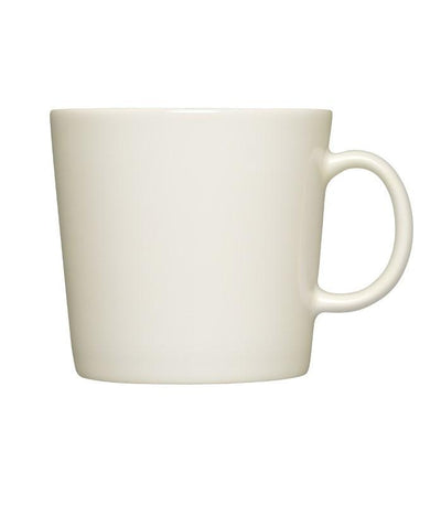 Iittala, Teema Mug, 10 oz. - multiple colors, White- Placewares