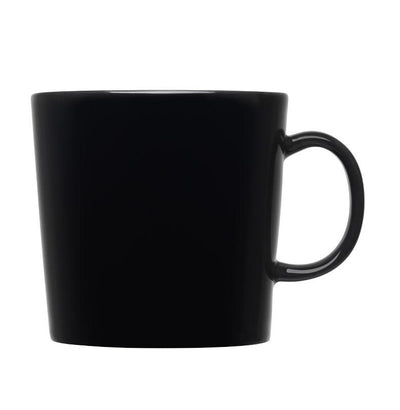 Iittala, Teema 13.5 oz Mug, assorted colors, Black- Placewares