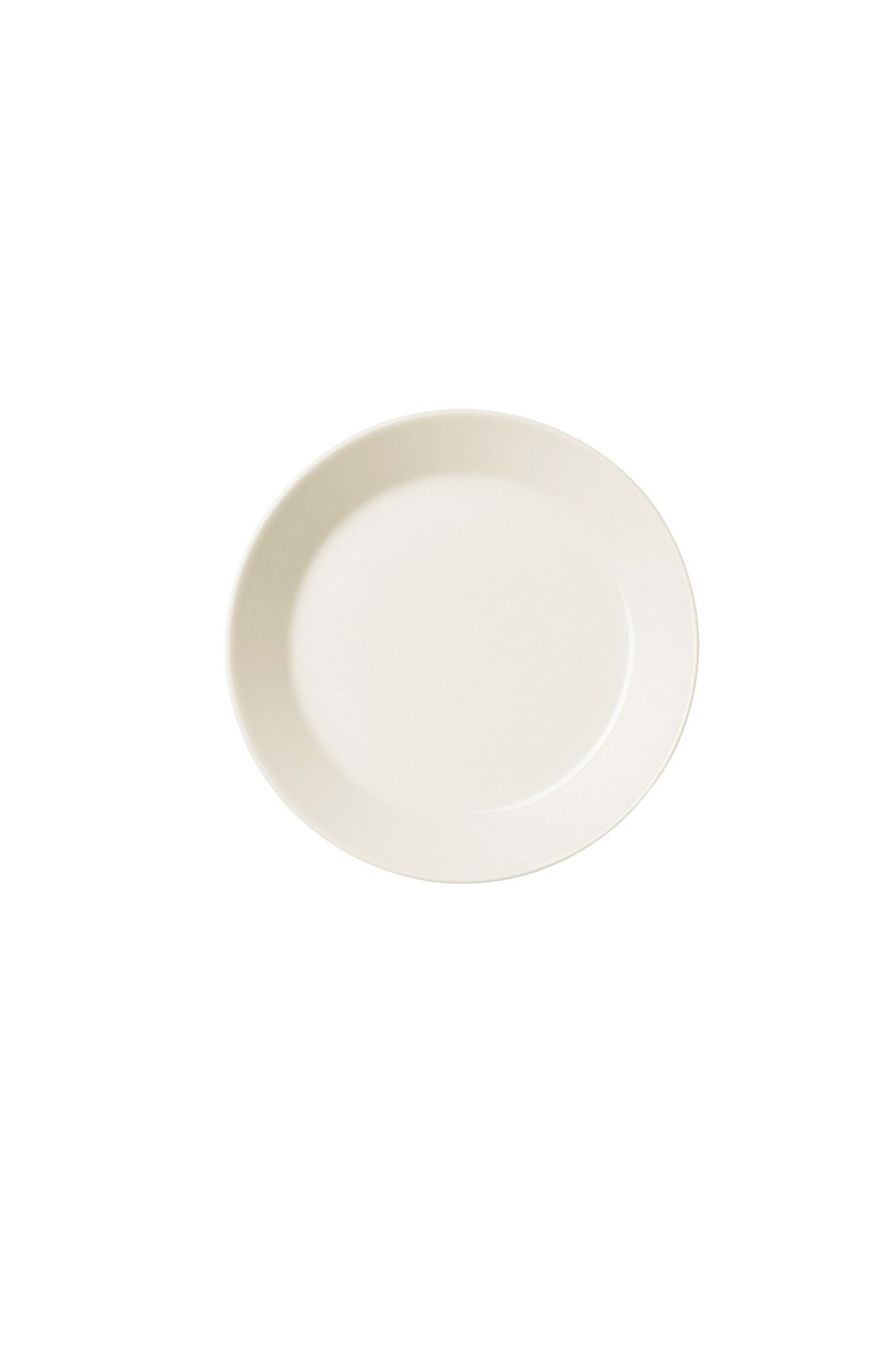 Iittala, Teema Bread and Butter Plate, assorted colors, White- Placewares