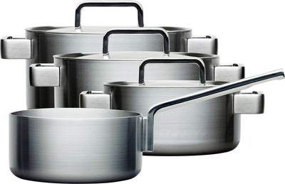 Iittala, Tools Casserole with Lid, 4.25 Quarts, - Placewares