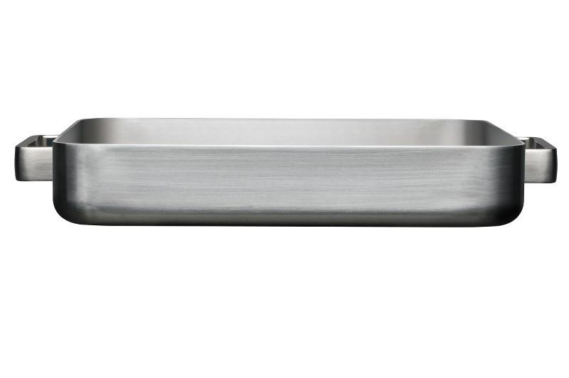Iittala, Tools Oven Pan, Large, Brushed Stainless Steel- Placewares