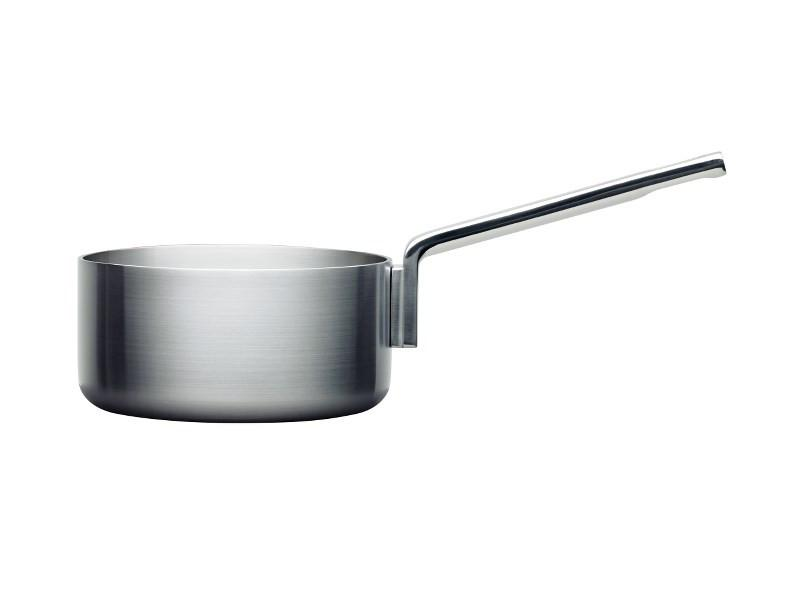 Iittala, Tools Saucepan with Lid, Brushed Stainless Steel- Placewares