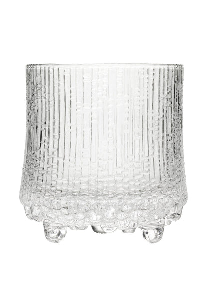 Iittala, Ultima Thule Double Old Fashioned, Set/2, Clear- Placewares