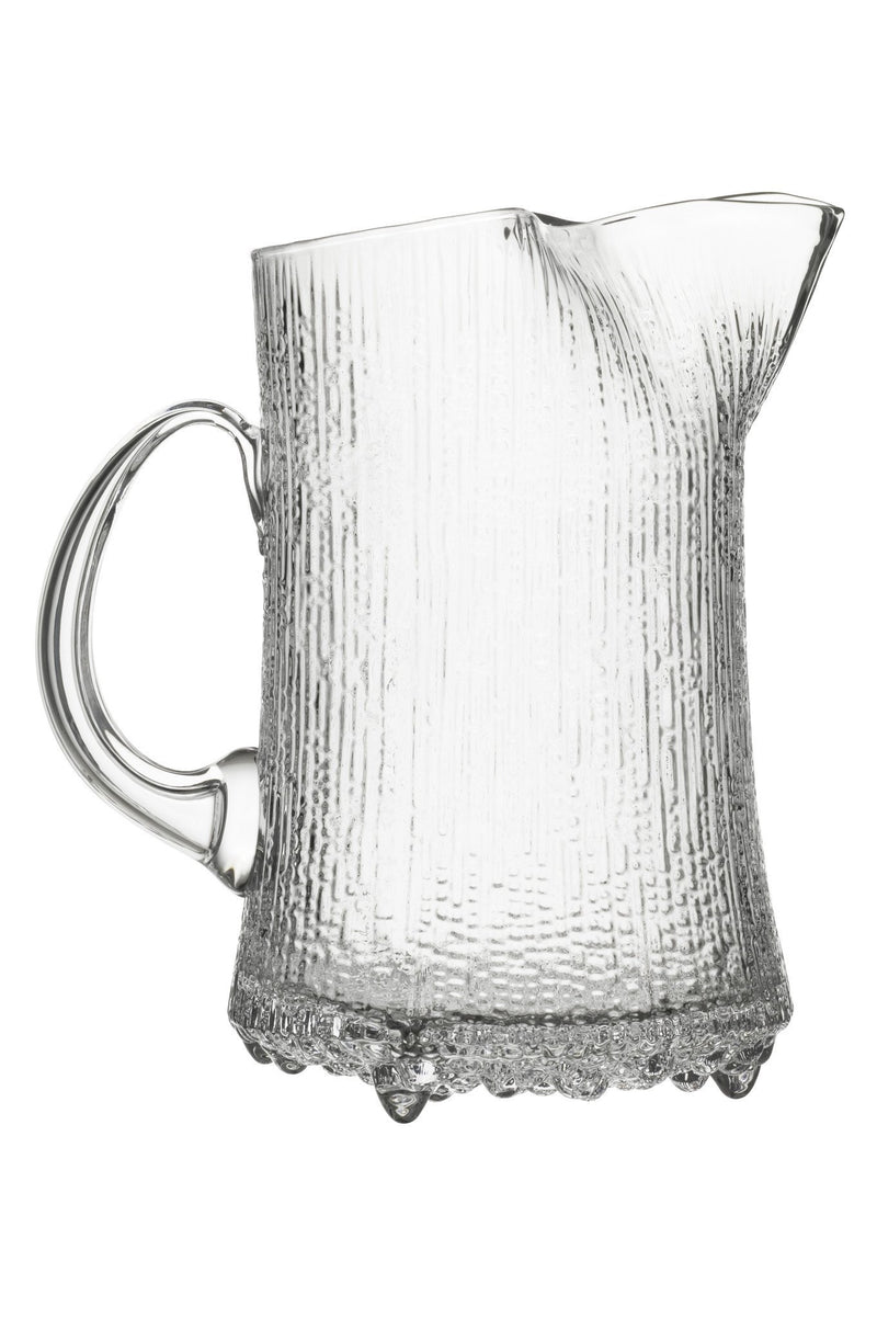 Iittala, Ultima Thule Pitcher, Clear- Placewares