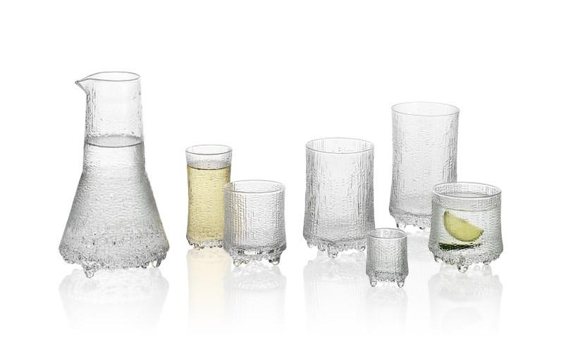 Iittala, Ultima Thule Pitcher/Decanter, Clear- Placewares