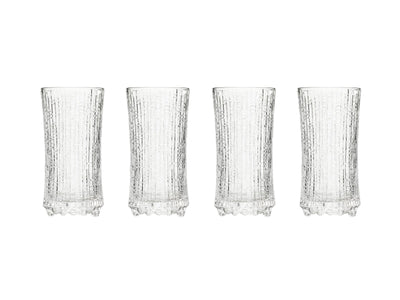 Iittala, Ultima Thule Champagne Glass, Clear - Set of 4- Placewares