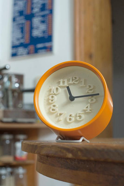 Lemnos, Chiisana Tokei Small Clock - multiple colors, - Placewares