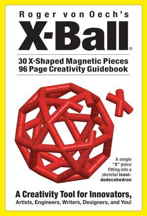 Creative Whack, Roger Von Oech's X-Ball, a Creativity Tool, - Placewares