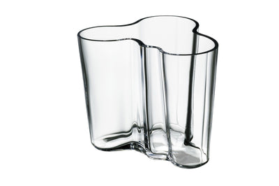 Iittala, Alvar Aalto Collection Vase, 3.75 in - multiple colors, Clear- Placewares