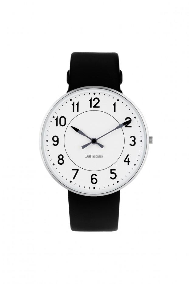 Arne Jacobsen, Arne Jacobsen Station 40mm Wrist Watch, 40 mm- Placewares