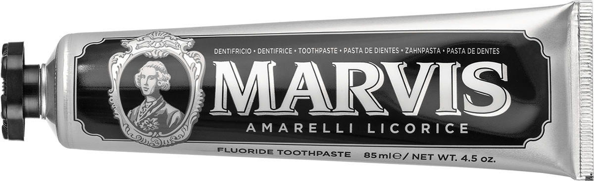 Marvis, Amarelli Licorice Toothpaste, - Placewares