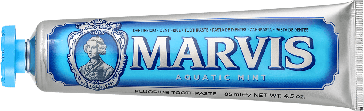 Marvis, Aquatic Mint Toothpaste, - Placewares