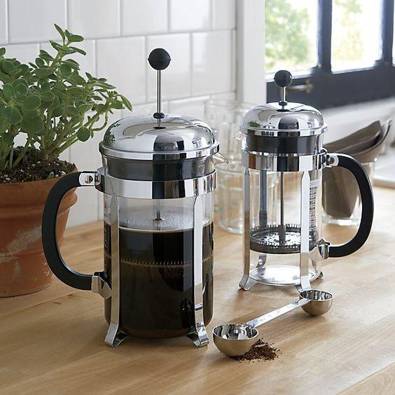 Bodum, Chambord 8 Cup French Press Coffee Maker, - Placewares