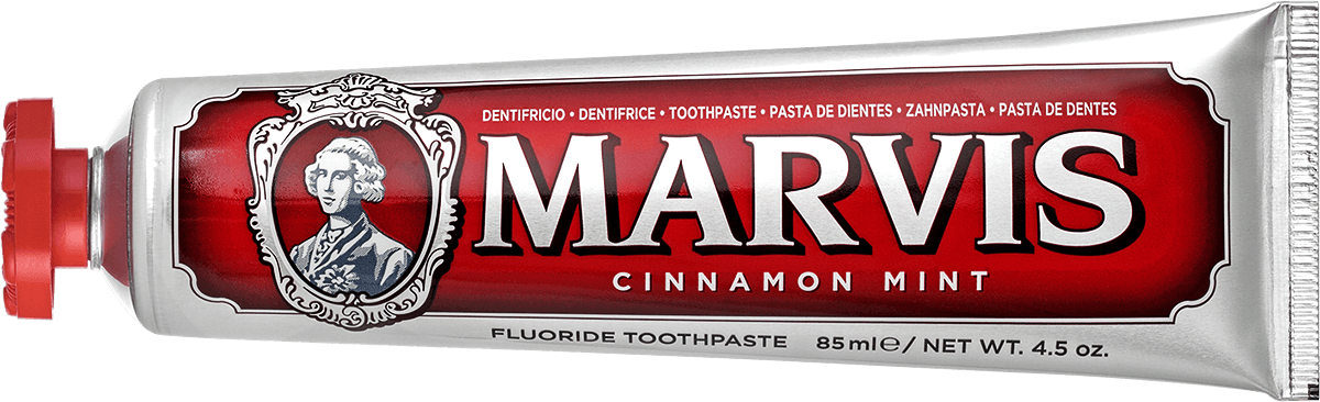 Marvis, Cinnamon Mint Toothpaste, - Placewares