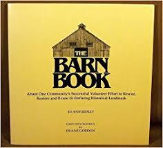 The Sea Ranch Foundation, The Barn Book, - Placewares