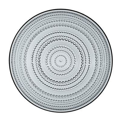 Iittala, Kastehelmi Dinner Plate, assorted colors, Grey- Placewares