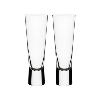 Iittala, Aarne Champagne Glasses, Set of 2, - Placewares