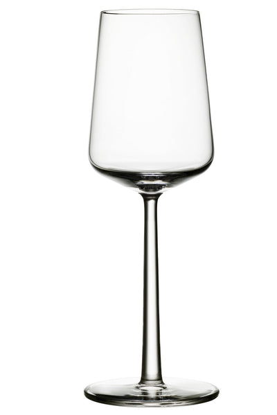 Iittala, Essence White Wine, Set/2- Placewares