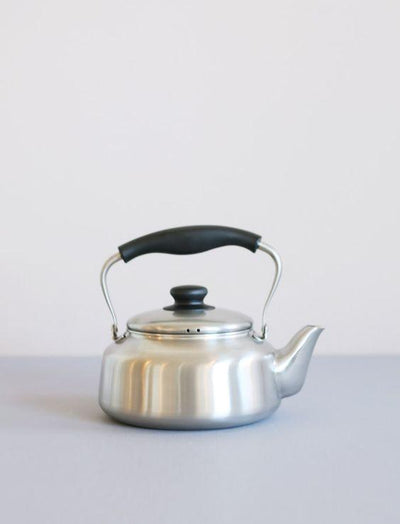 Sori Yanagi, Stainless Steel Tea Kettle, - Placewares
