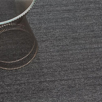 Chilewich, Heathered Shag, Big Mat - multiple colors, Grey- Placewares