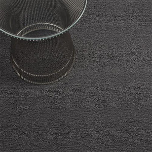 Chilewich, Solid Shag Big Mat - multiple colors, Mercury- Placewares