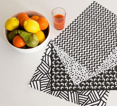 OMY, Graphic Placemats, - Placewares