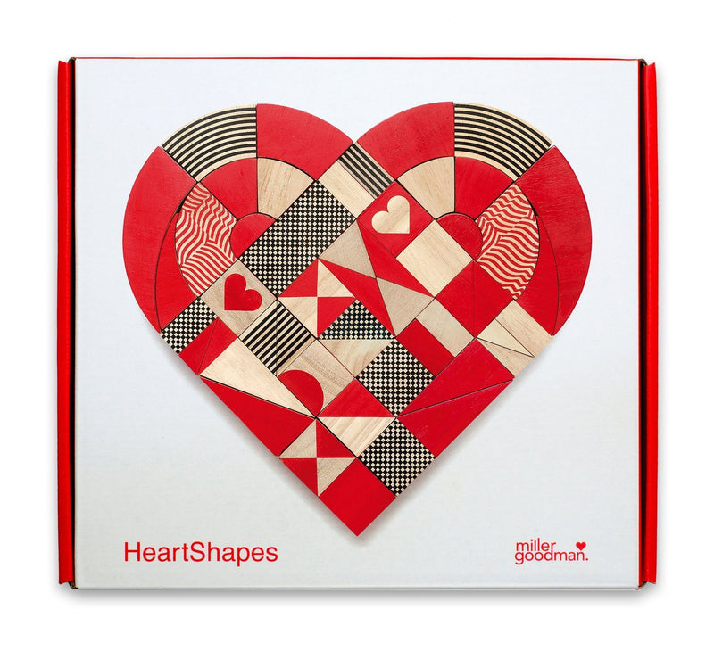 Miller Goodman, HeartShapes, - Placewares