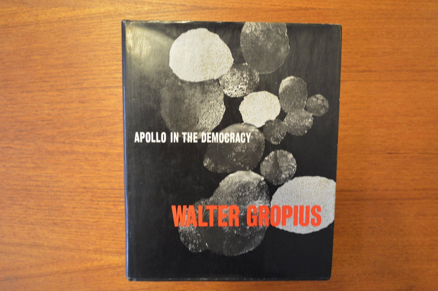 Vintage @ Placewares, Apollo in the Democracy by Walter Gropius, - Placewares
