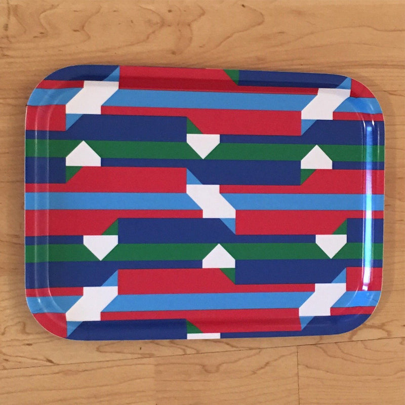 Jim Isermann @ Placewares, Small Tray, Pattern 3 - Jim Isermann @ Placewares, - Placewares