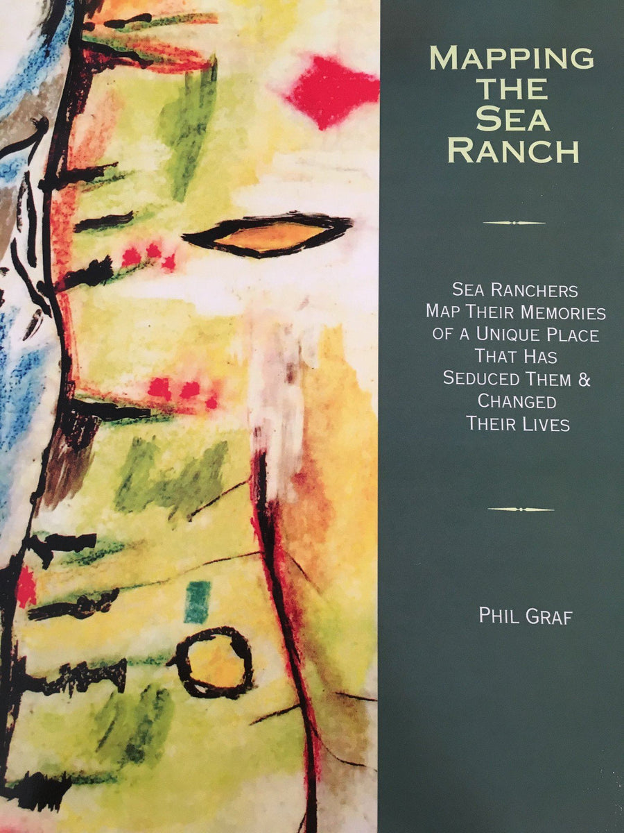 The Sea Ranch Association, Mapping The Sea Ranch by Phil Graf, - Placewares