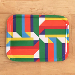 Jim Isermann @ Placewares, Small Tray, Pattern 2 - Jim Isermann @ Placewares, - Placewares