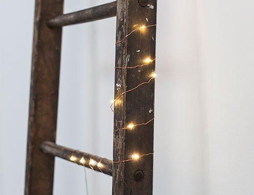 Kikkerland, Copper String Lights, - Placewares