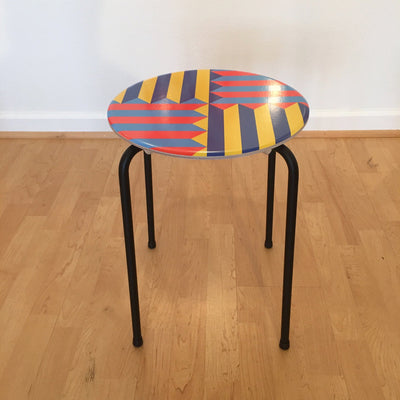 Jim Isermann @ Placewares, Stool Pattern 4 - Jim Isermann @ Placewares, - Placewares