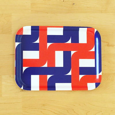Jim Isermann @ Placewares, Small Tray, Pattern 1 - Jim Isermann @ Placewares, - Placewares