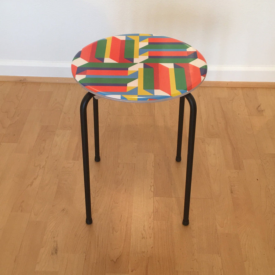 Jim Isermann @ Placewares, Stool Pattern 2 - Jim Isermann & Placewares, - Placewares