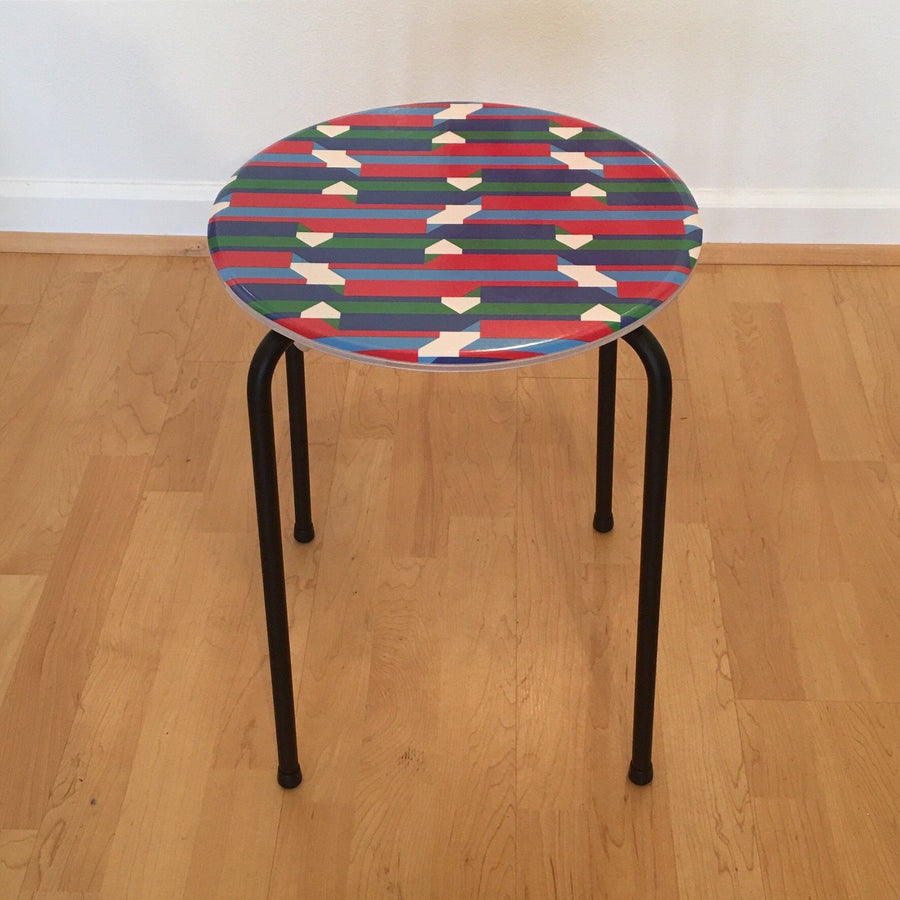 Jim Isermann @ Placewares, Stool Pattern 3 - Jim Isermann @ Placewares, - Placewares