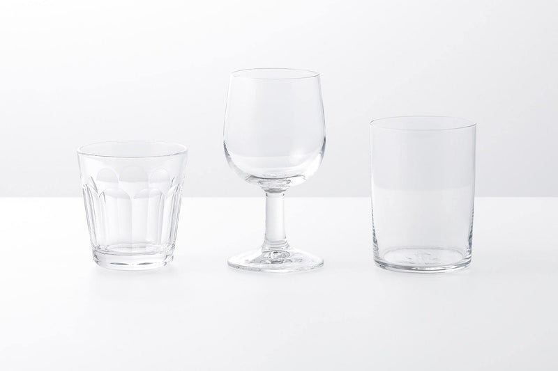 "Common, Common Glass Tumbler, 11.8 oz - 2 ⅞ ø x 4""- Placewares"