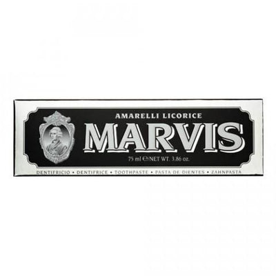 Marvis, Marvis Amarelli Licorice Toothpaste - 3.8oz, - Placewares