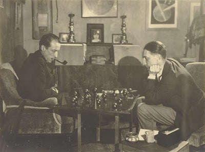 IC Design, Man Ray Chess Board, - Placewares
