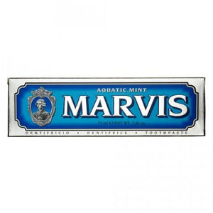 Marvis, Marvis Aquatic Mint Toothpaste - 3.8oz, - Placewares
