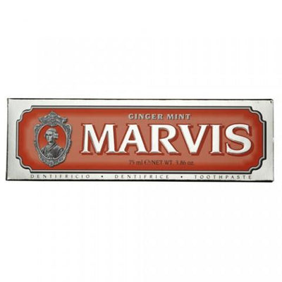 Marvis, Ginger Mint Toothpaste, - Placewares