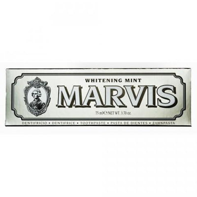 Marvis, Marvis Whitening Mint Toothpaste - 3.8oz, - Placewares