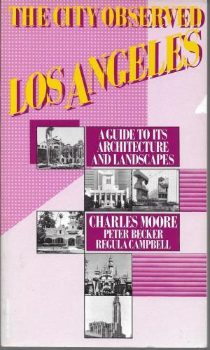 Vintage @ Placewares, The City Observed: Los Angeles by Charles Moore, - Placewares