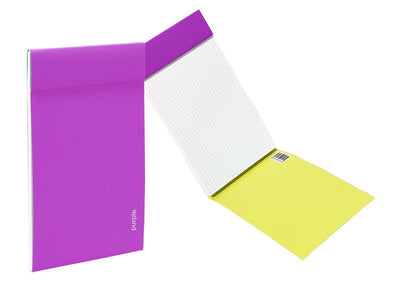 Nava, Mini Pocket Notepad, Purple- Placewares