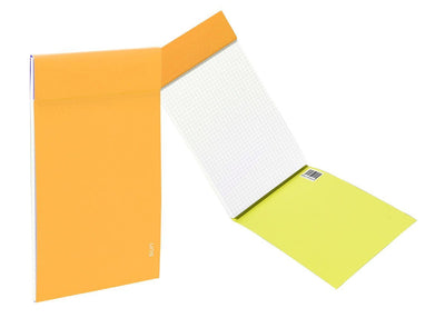 Nava, Mini Pocket Notepad, Sun Yellow- Placewares