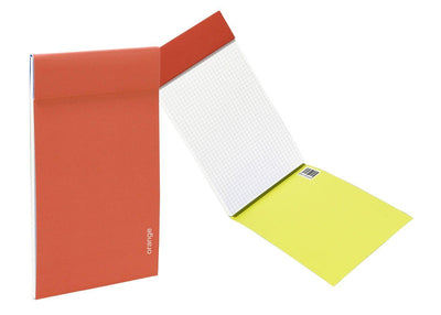 Nava, Mini Pocket Notepad, Orange- Placewares