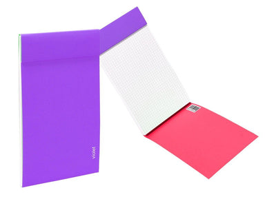 Nava, Mini Pocket Notepad, Violet- Placewares
