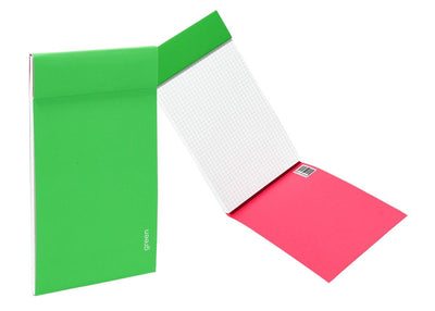Nava, Mini Pocket Notepad, Green- Placewares